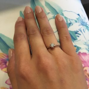Валерия Авилова-2 рука-кольцо