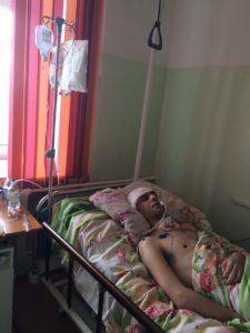 Виктор Додон в больнице
