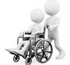 инвалиды кресло