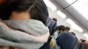 самолет Децл и Кристина