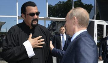 Сигал и Путин
