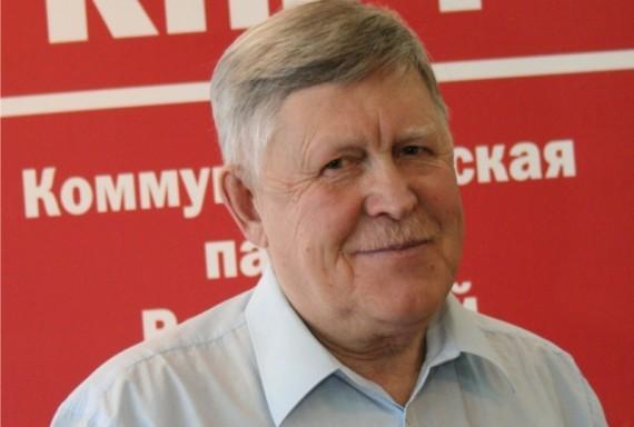 Виктор Губарев