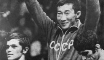 Роман Дмитриев с золотом Олимпиады