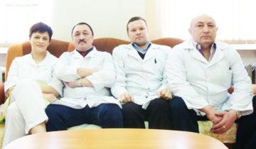 Алданские медики