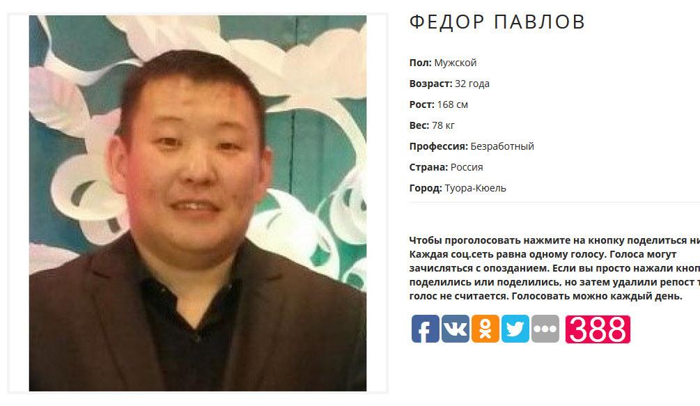 Федор Павлов главная