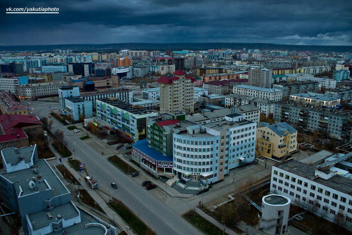 статье рассмотрены якутия город фото этом обзоре