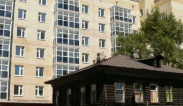 аварийные дома в якутске