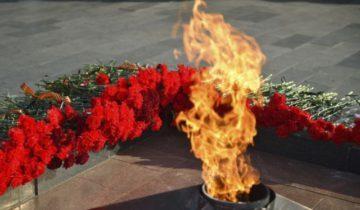 День победы огонь