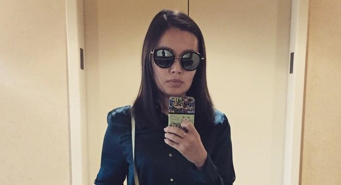 Lika-Gerasimova Демидова и Герасимову ограбили в Америке