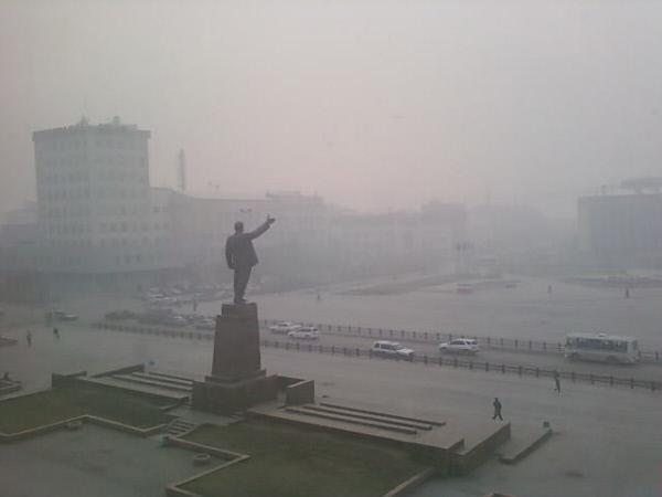 yakutsk-v-dymu Якутия не улучшила показатели в рейтинге по качеству жизни регионов России