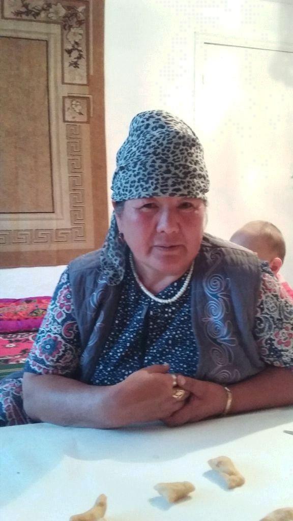 Мама Илгиза