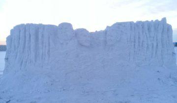 снежные президенты