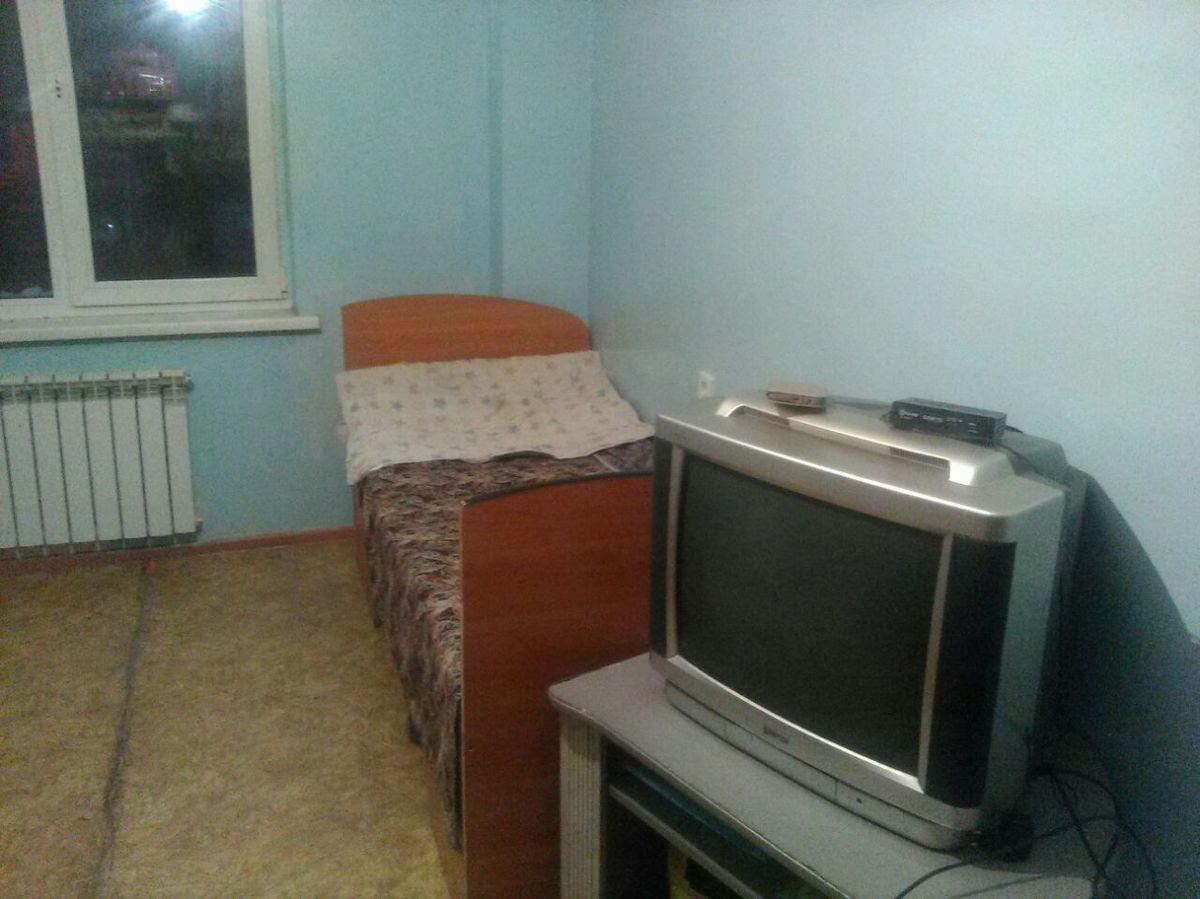 Квартира Светланы во время приезда специалиста из отдела опеки