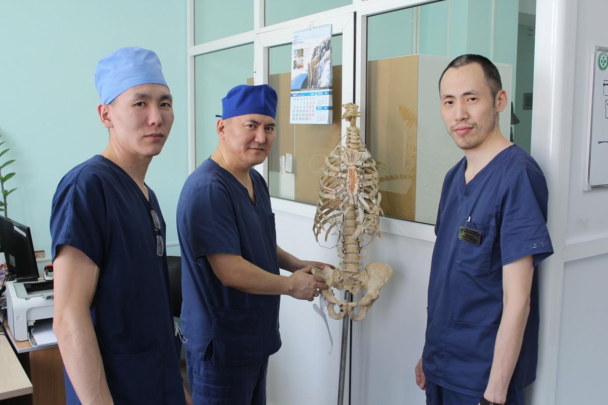 IMG_3138 Врач травматолог – ортопед об учебе в 90 – ые и современном хирургическом лечении