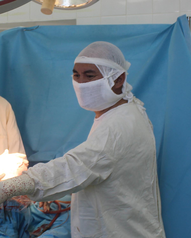 IMG_7003 Врач травматолог – ортопед об учебе в 90 – ые и современном хирургическом лечении