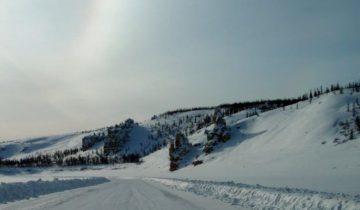 Дороги Якутии ДТП