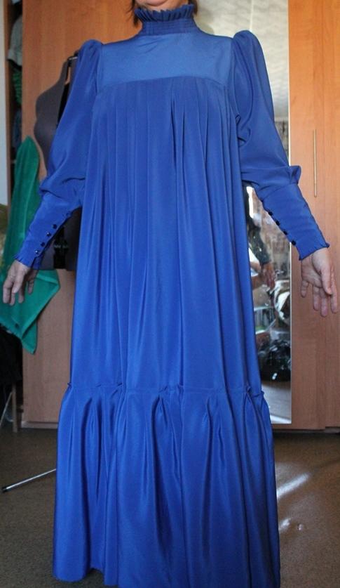 Так выглядит традиционная модель халадая