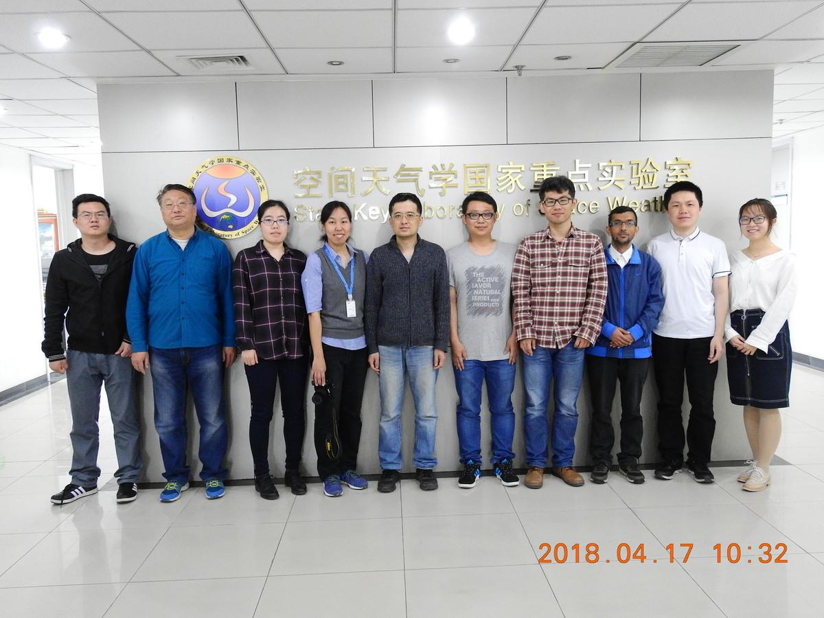 Тарабукина Л.Д. на стажировке в Китае