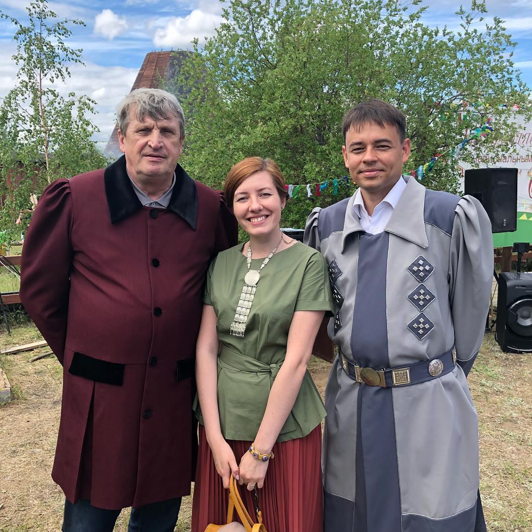 Луцкан, Подглов и Любовь Клюкина