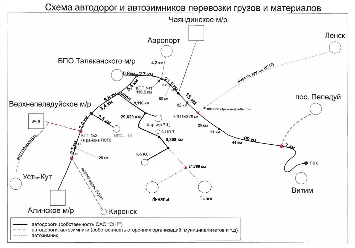 Схема проезда по ВСТО