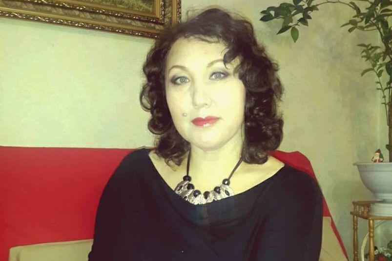 Анжелика Оконешникова