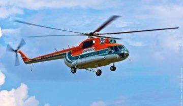 вертолет Алроса