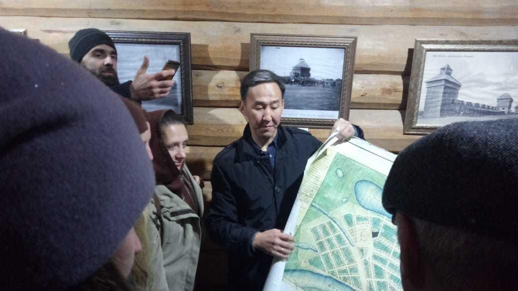 Семен Сергеев был представлен как кандидат на пост главного архитектора Якутска