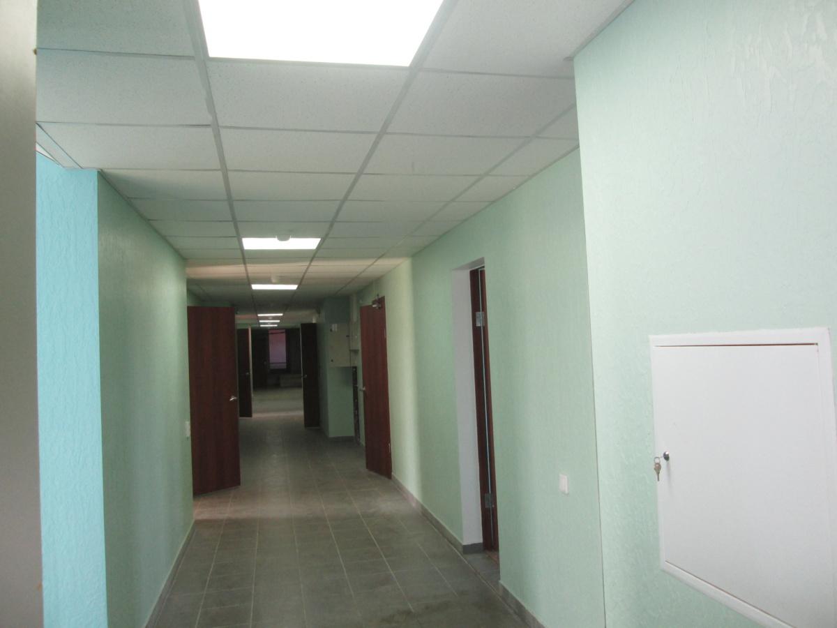 Окраска стен дом отдыха лок бригад Н.Бестях