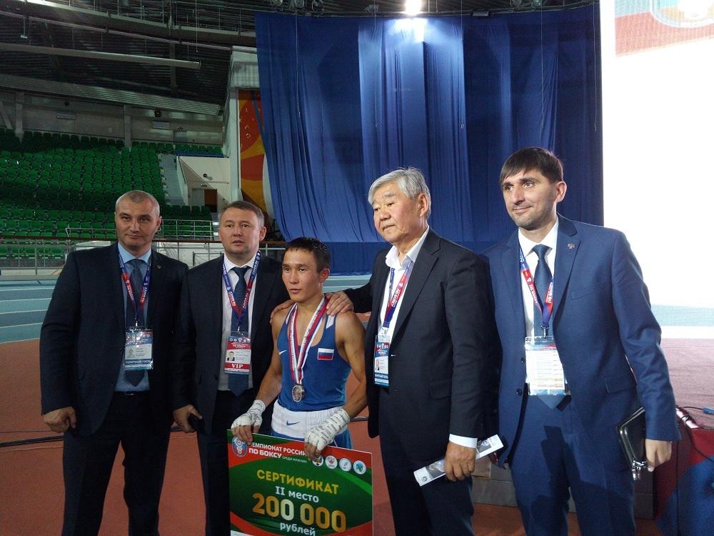 Сагалуев и делегация Бурятии