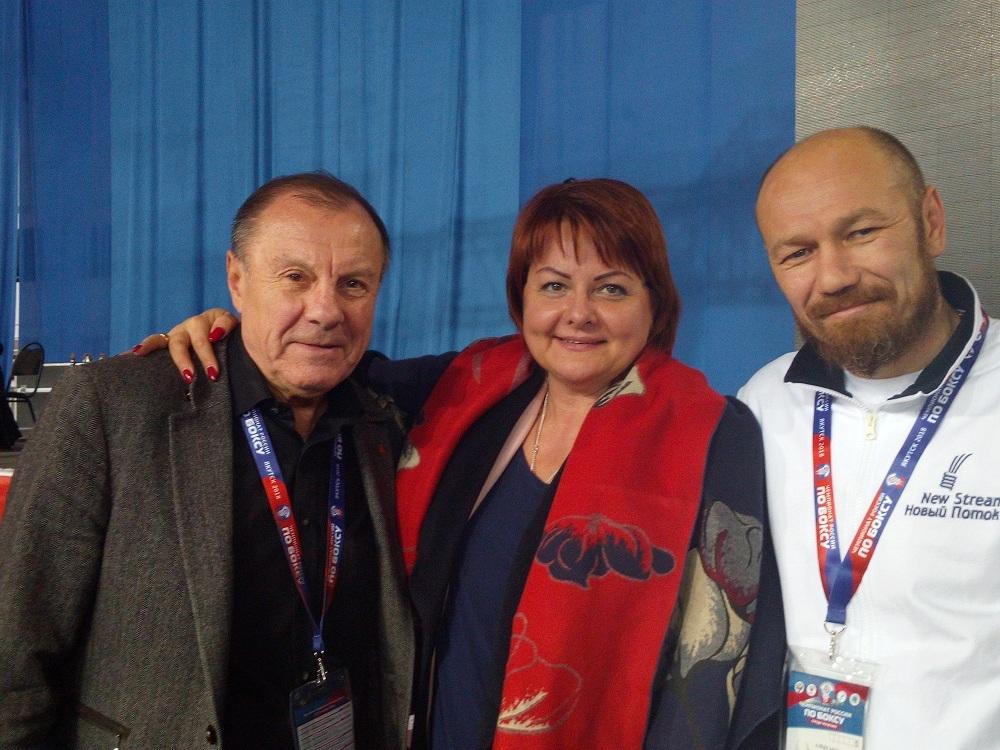 Татьяна Кириенко, Хромов, Малетин