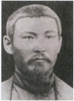 Один из первых учителей Ойунского Сергей Иванович Прокопьев