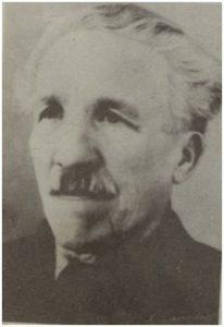 Первый учитель Платона Слепцова (Ойунского) Матвей Матвеевич Сивцев