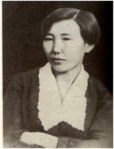 Третья жена Акулина Николаевна Борисова