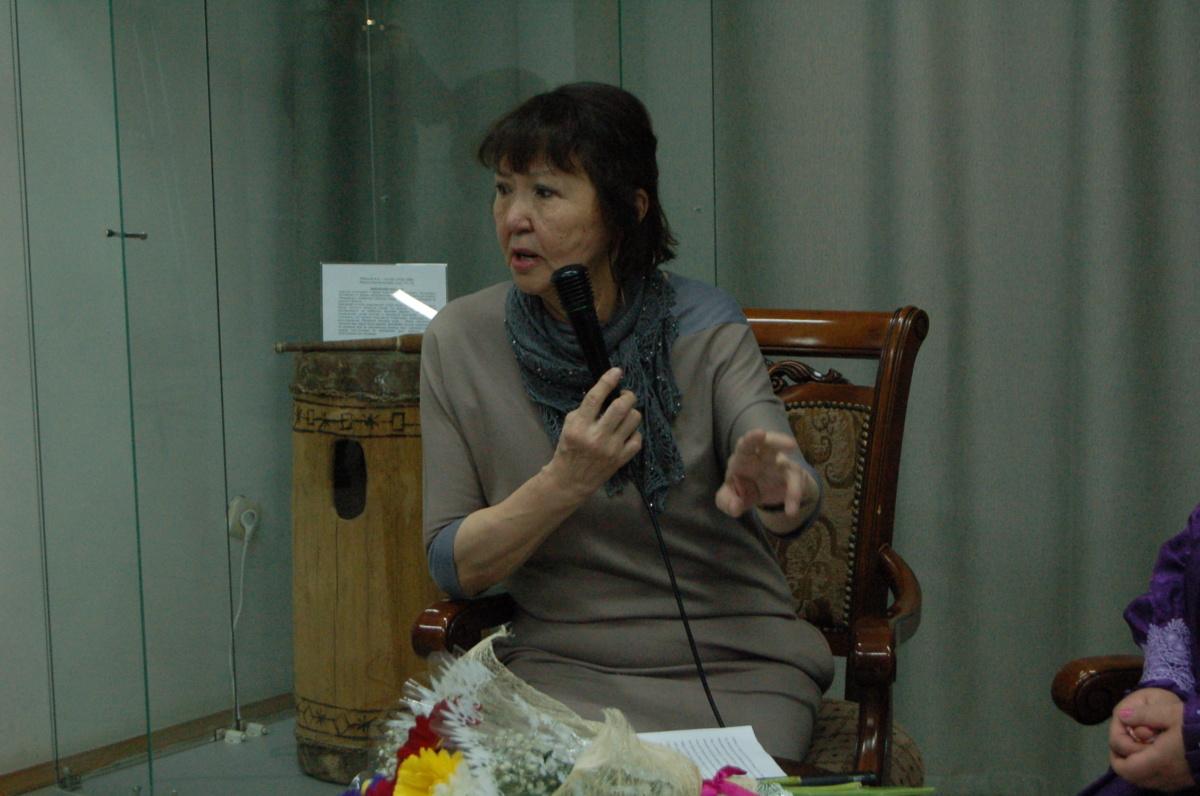 Альбина Избекова