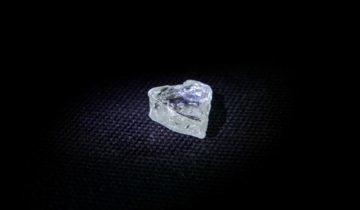алроса, алмаз, сердце