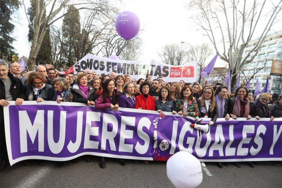 8 женщин-министров Правительства Испании