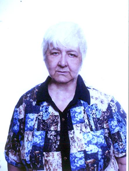 Лариса Ивановна Дабаева