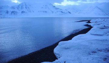 Арктика климат