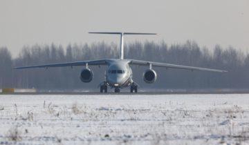 самолет-на-взлете