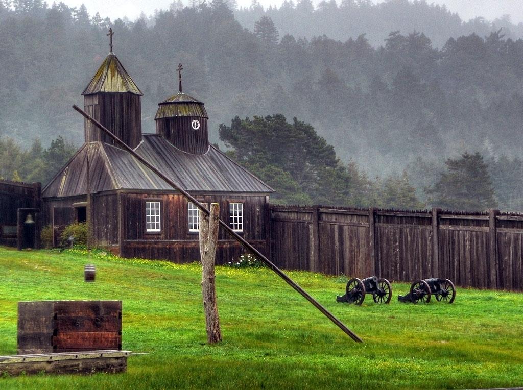 Fort Ross Marker