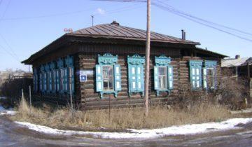 Дом атамана Казанцева