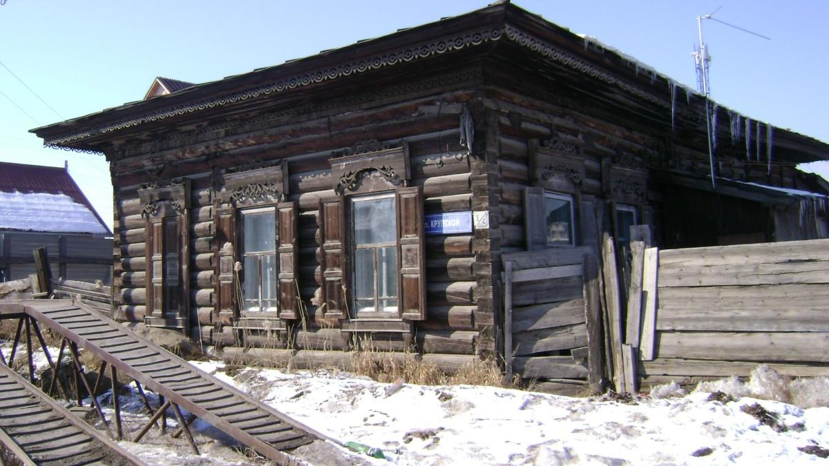 Дом купцов Кершенгольцев