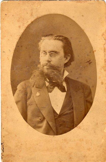 Клементий Лешевич, 1892 г.