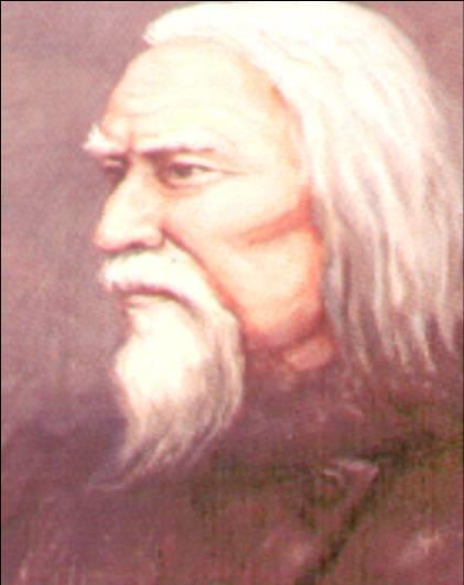 Глава Борогонского улуса Сэhэн Ардьакыап (Аржаков-сказитель)