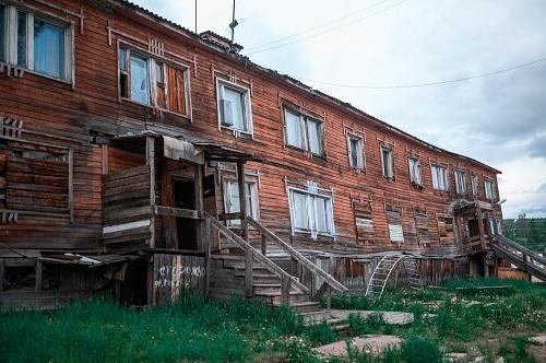 аварийный дом якутии