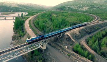 поезд ЖДЯ