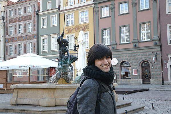 Альберт в Польше