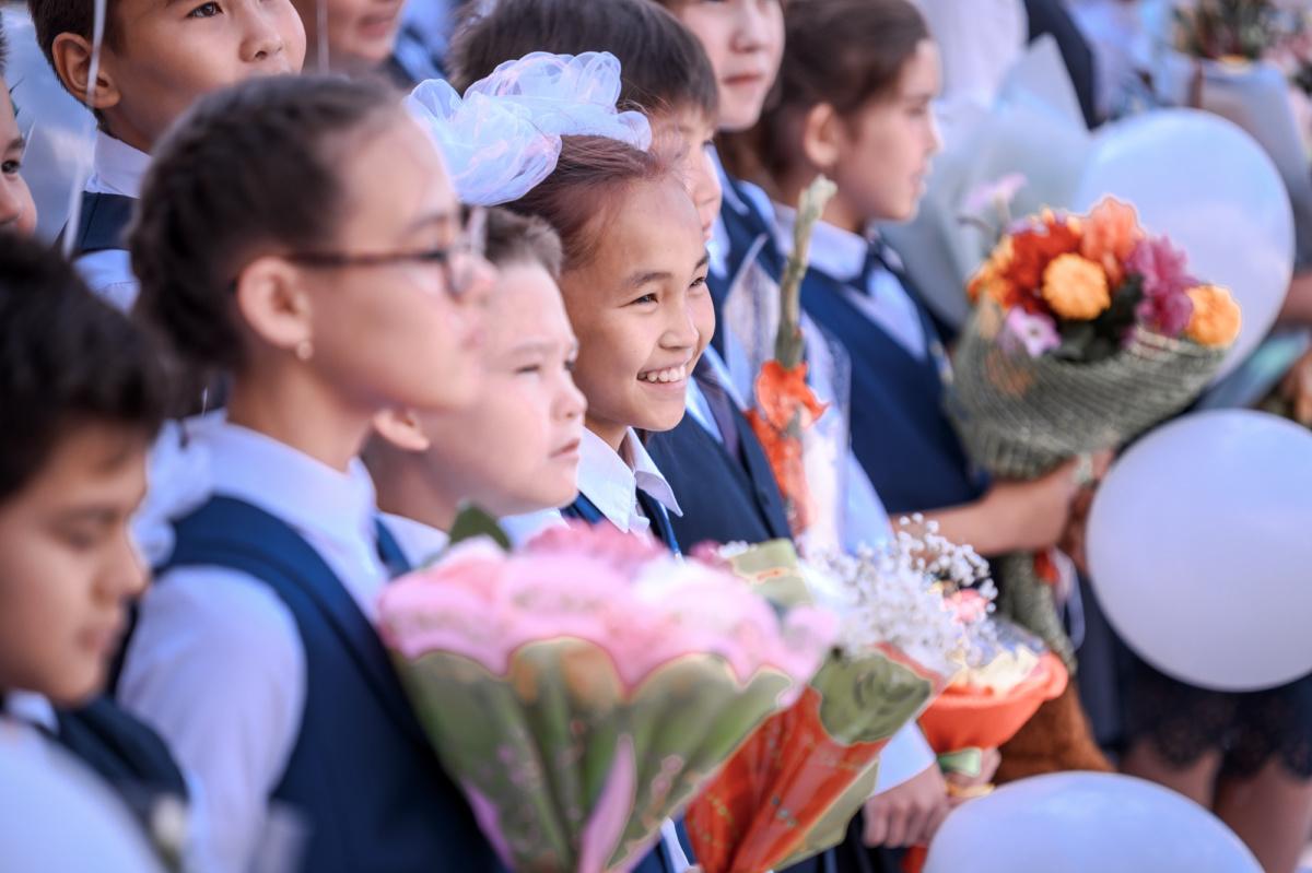1 сентября, школа, якутия