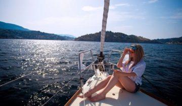 отпуск, море
