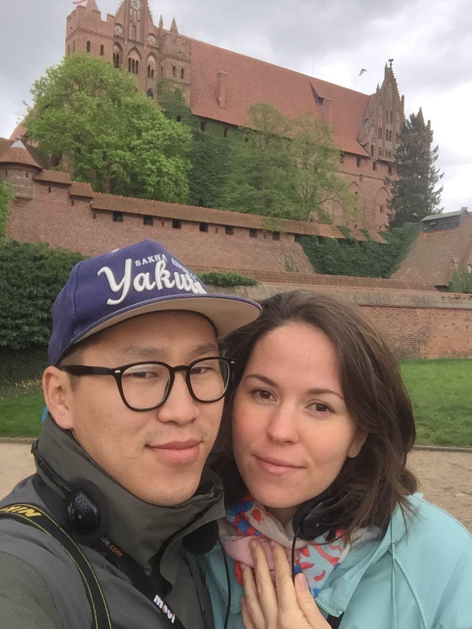 Польша, замок Мальборк